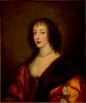 pretty curls 17th century